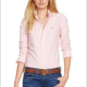 Ralph Lauren Slim Fit Oxford - Size 6